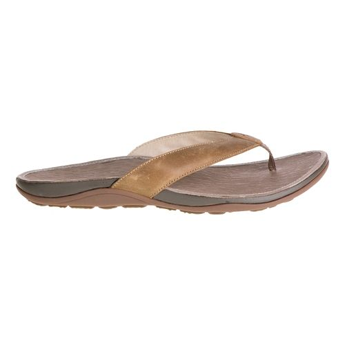 Womens Chaco Sol Sandals Shoe - Caribou 12