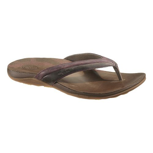 Womens Chaco Abril Sandals Shoe - Violet Quartz 5