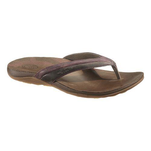 Womens Chaco Abril Sandals Shoe - Violet Quartz 7