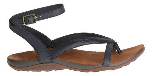 Womens Chaco Sofia Sandals Shoe - Black 10