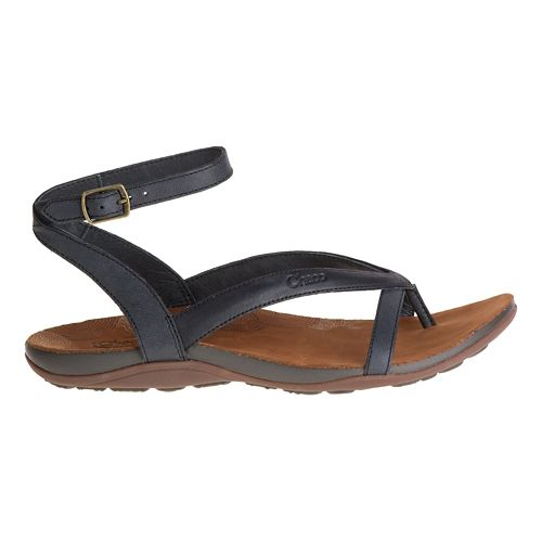 Womens Chaco Sofia Sandals Shoe - Black 5