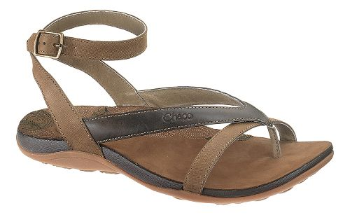 Womens Chaco Sofia Sandals Shoe - Black 8