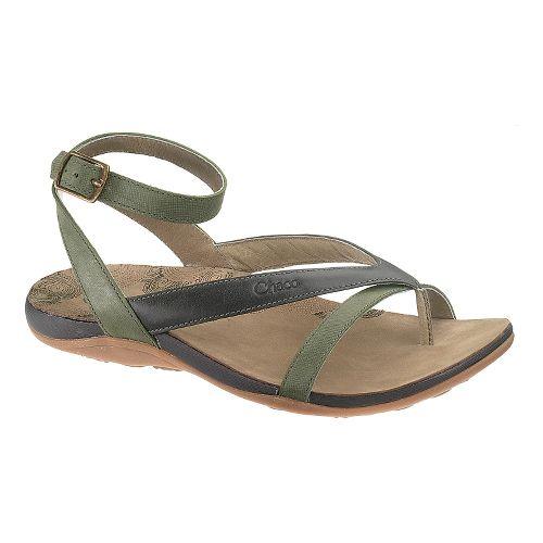 Womens Chaco Sofia Sandals Shoe - Grape Leaf 12