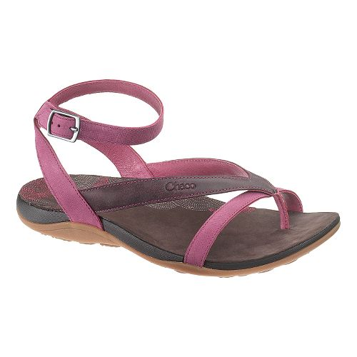 Womens Chaco Sofia Sandals Shoe - Violet Quartz 5