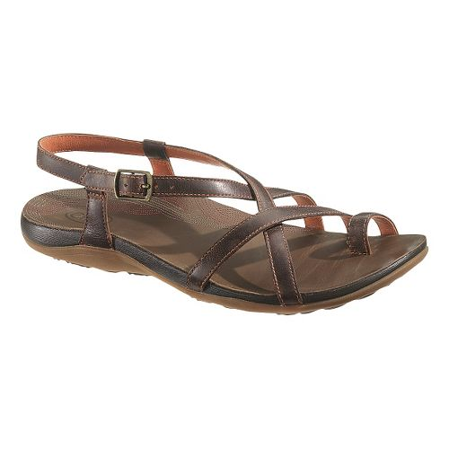Womens Chaco Dorra Sandals Shoe - Mecca 5