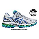 Nearly New Womens ASICS GEL-Nimbus 16 Running Shoe
