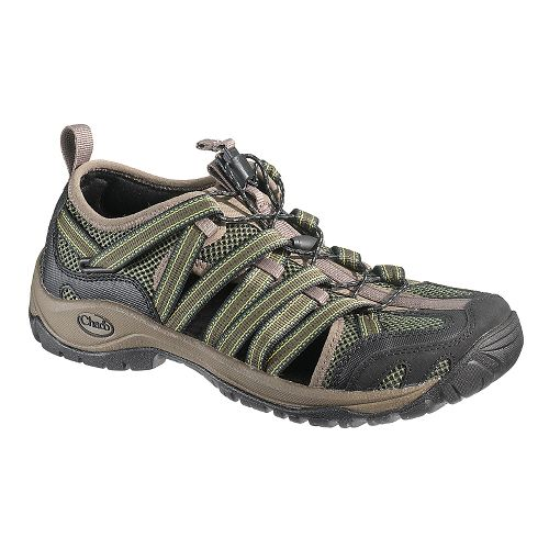 Mens Chaco Outcross Pro Lace Hiking Shoe - Trail Forest 9