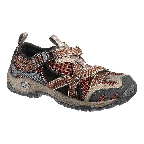 Mens Chaco Outcross Pro Web Hiking Shoe - Pepper Flakes 11