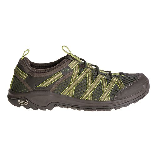 Mens Chaco Outcross EVO 2 Hiking Shoe - Path Olive 11.5
