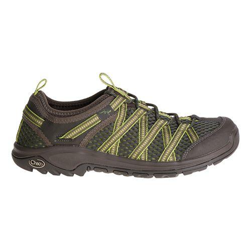 Mens Chaco Outcross EVO 2 Hiking Shoe - Path Olive 9