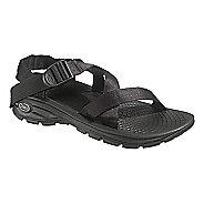 Mens Chaco Z/Volv Sandals Shoe - Black 10