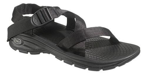 Mens Chaco Z/Volv Sandals Shoe - Black 9