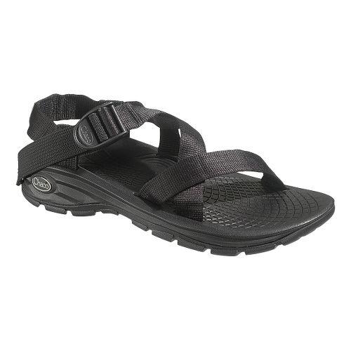 Mens Chaco Z/Volv Sandals Shoe - Black 14