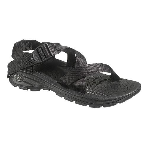 Mens Chaco Z/Volv Sandals Shoe - Black 9