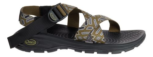 Mens Chaco Z/Volv Sandals Shoe - Beech Python 12