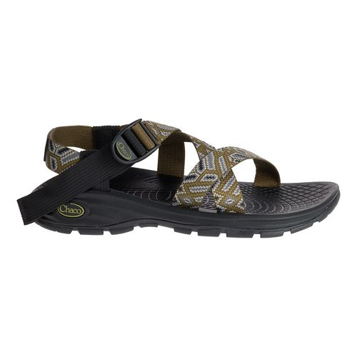 Mens Chaco Z/Volv Sandals Shoe - Beech Python 12