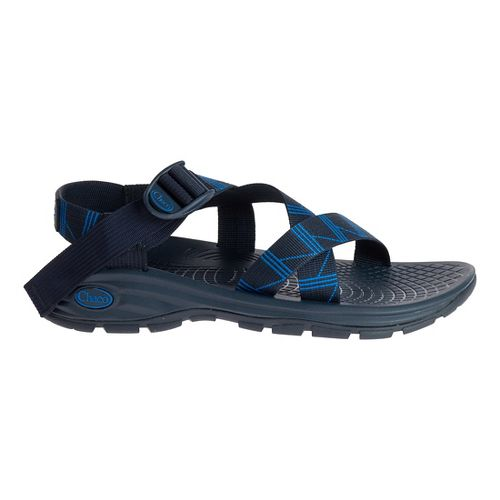 Mens Chaco Z/Volv Sandals Shoe - Imperial Blue 9
