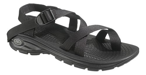 Mens Chaco Z/Volv 2 Sandals Shoe - Black 10