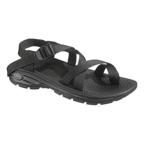 Mens Chaco Z/Volve 2 Sandals Shoe - Black 10