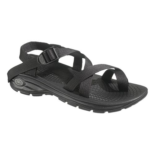 Mens Chaco Z/Volv 2 Sandals Shoe - Black 9