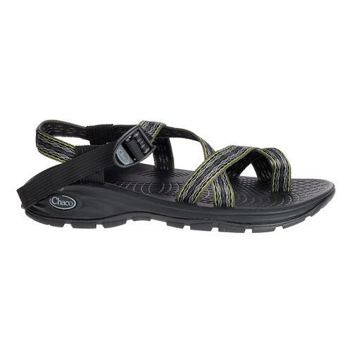 Mens Chaco Z/Volv 2 Sandals Shoe - Perentie Neon 11