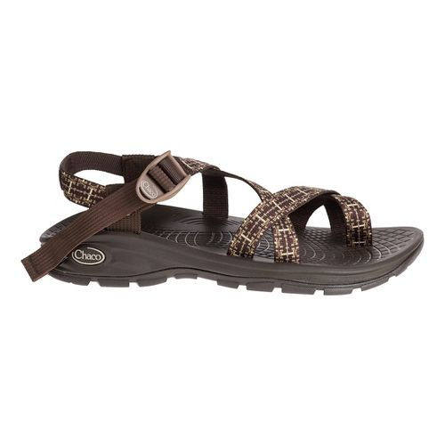 Mens Chaco Z/Volv 2 Sandals Shoe - Java Caribou 9