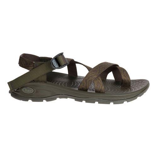 Mens Chaco Z/Volv 2 Sandals Shoe - Mandarin Forest 12