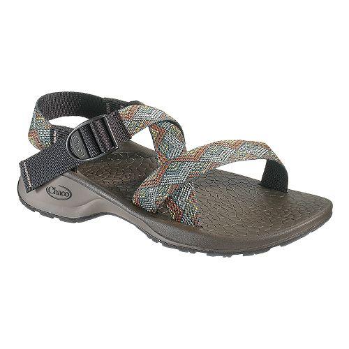 Mens Chaco Updraft Ecotread Sandals Shoe - Hills 12