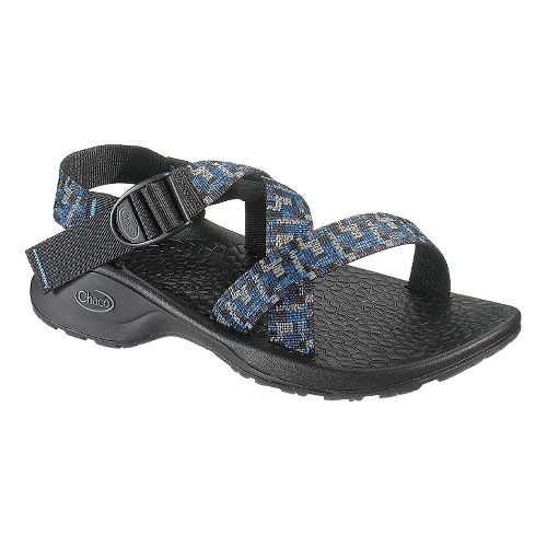 Mens Chaco Updraft Ecotread Sandals Shoe - Static 12