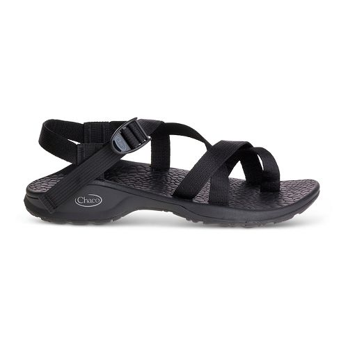Mens Chaco Updraft EcoTread 2 Sandals Shoe - Black 8