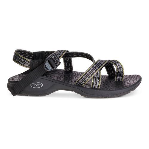Mens Chaco Updraft EcoTread 2 Sandals Shoe - Perentie Neon 13