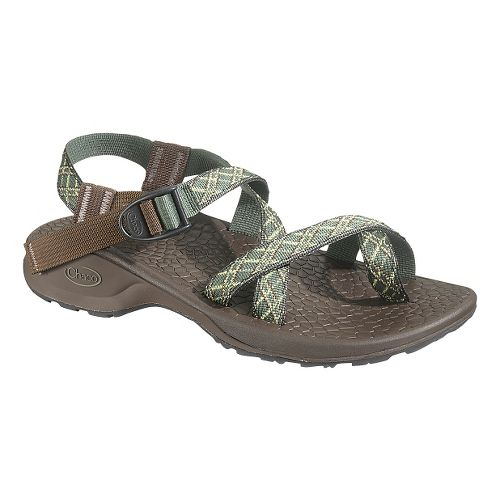 Mens Chaco Updraft Ecotread 2 Sandals Shoe - Argyle 11
