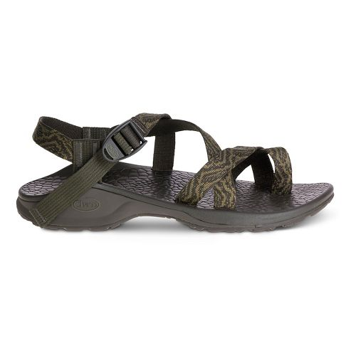 Mens Chaco Updraft EcoTread 2 Sandals Shoe - Mandarin Forest 14