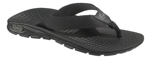Mens Chaco Z/Volv Flip Sandals Shoe - Black 11