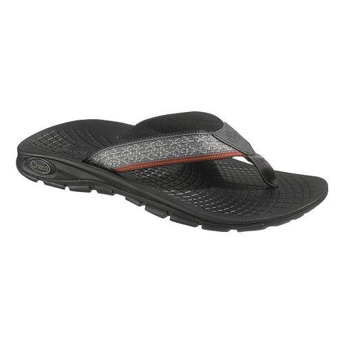 Mens Chaco Z/Volv Flip Sandals Shoe - Shard 8
