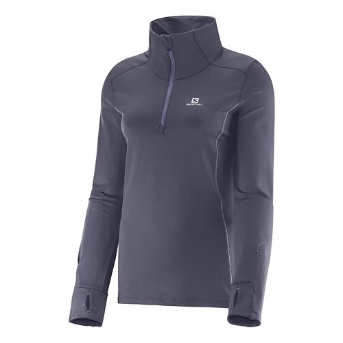 Women's Salomon�Agile 1/2 Zip Mid