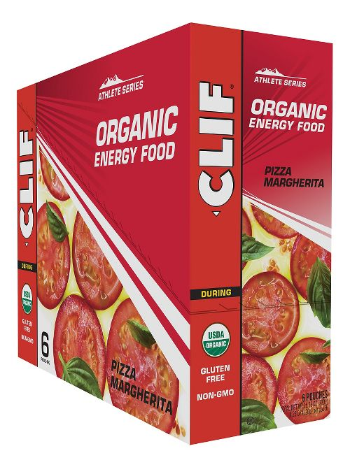 Clif Organic Savory Energy Food 6 count Gels - null