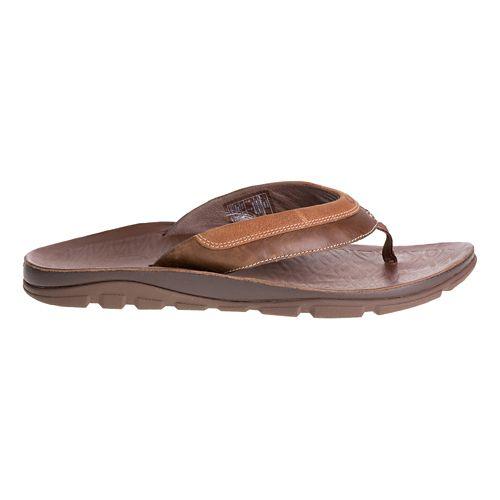 Mens Chaco Kirkwood Sandals Shoe - Carmel 9