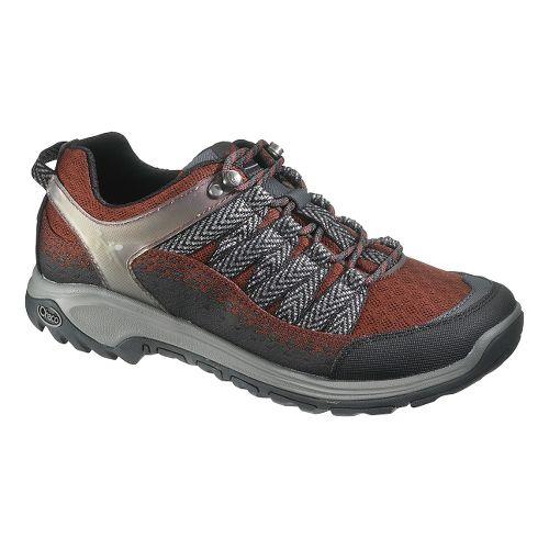 Mens Chaco Outcross Evo 3 Hiking Shoe - Fired Brick 14