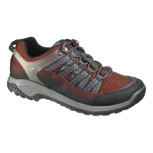 Mens Chaco Outcross Evo 3 Hiking Shoe - Fired Brick 7.5