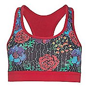 Womens Tasc Performance Endurance Print Sports Bra Bras