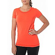 Womens Tasc Performance 365 Crew Short Sleeve Technical Tops
