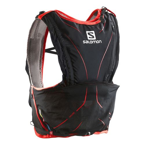 Salomon S-Lab Advanced Skin 3 12 Set Hydration - Black/Red XS/S