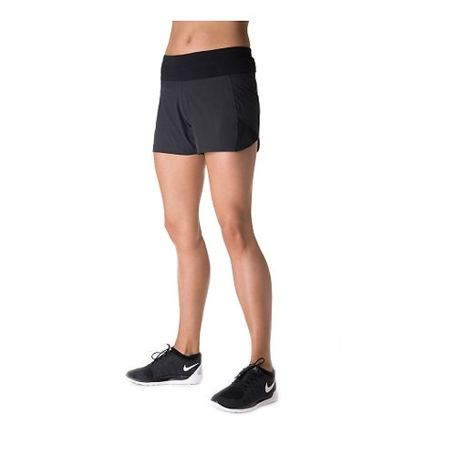 Womens Tasc Performance Verve Unlined Shorts - Black XL