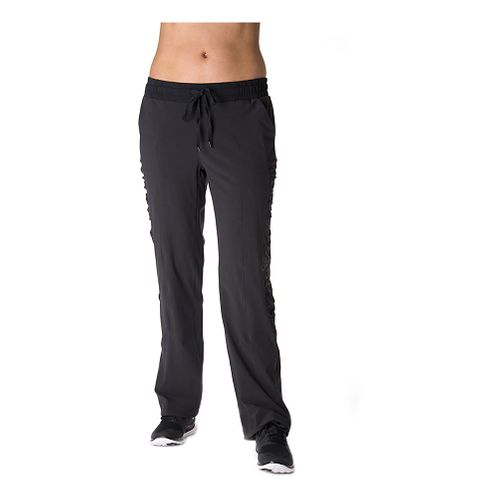 Womens Tasc Performance District Full Length Pants - Black XS