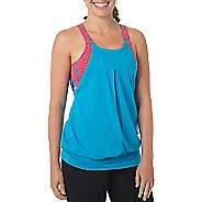 Womens Tasc Performance Flow Sleeveless & Tank Technical Tops