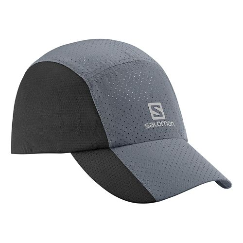 Salomon XT Compact Cap Headwear - Black/Grey