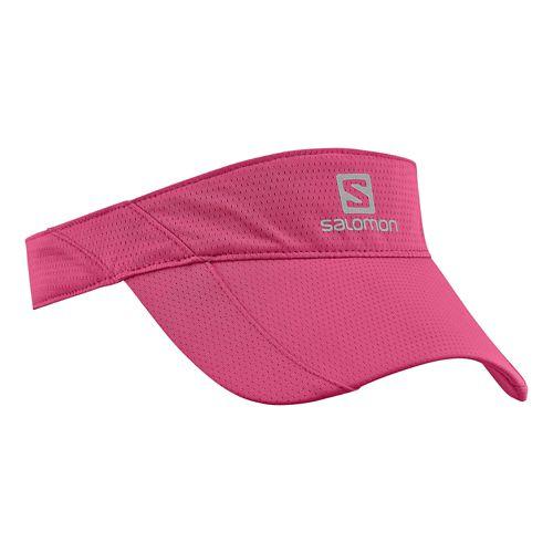 Salomon XR Visor II Headwear - Hot Pink