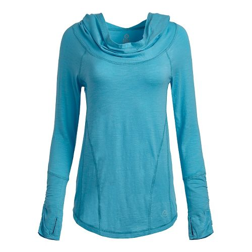 Womens Tasc Performance Pizzazz Pullover Hoodie & Sweatshirts Technical Tops - Scuba S