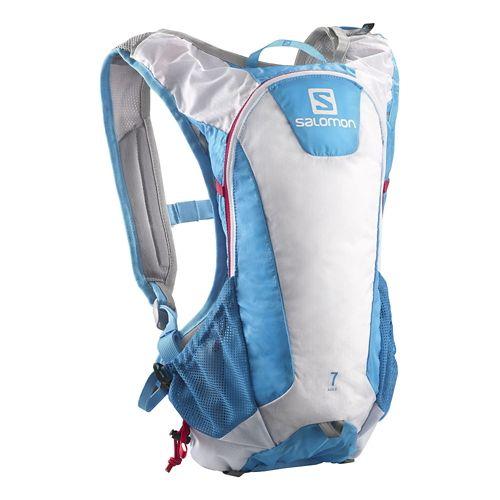 Salomon Agile2 7 Set Hydration - Blue/White